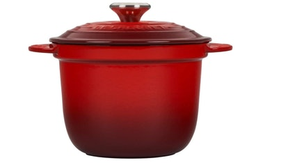 Le Creuset Enameled Cast Iron Rice Pot
