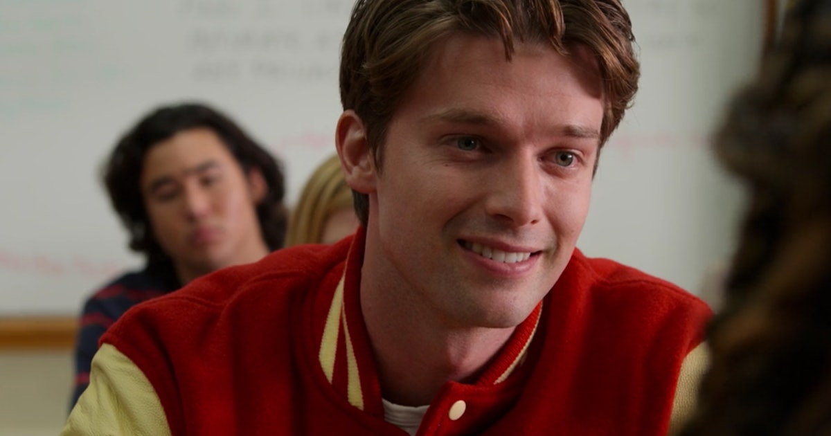 Patrick Schwarzenegger Hates His 'Moxie' Character Just As Much As You Do