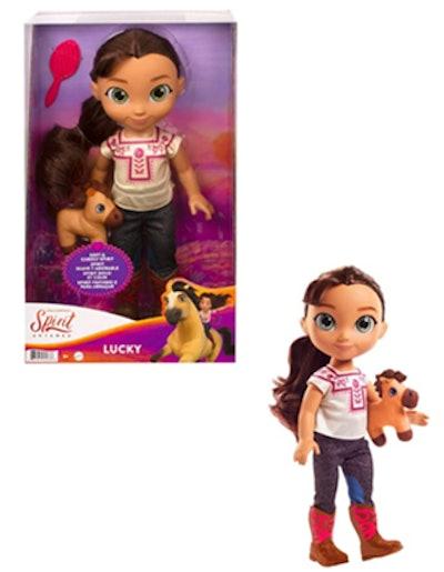 Spirit Untamed Toddler Lucky Doll