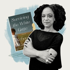 Author Rebecca Carroll And the Cover of Surviving the White Gaze