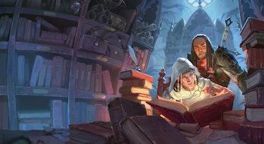 candlekeep mysteries DND cover art