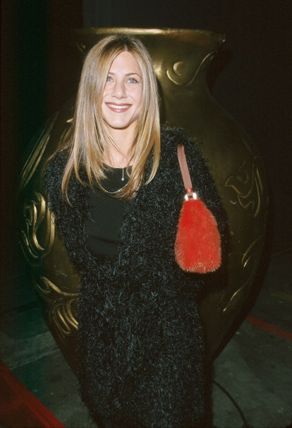 Jennifer Aniston attends the 2nd Annual Martini Shot Mentor Awards in 1999.