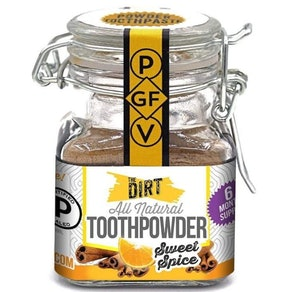 The Dirt All Natural Tooth Powder, 1.8 Oz.