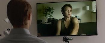 Jonathan netflix split personality movie sci-fi