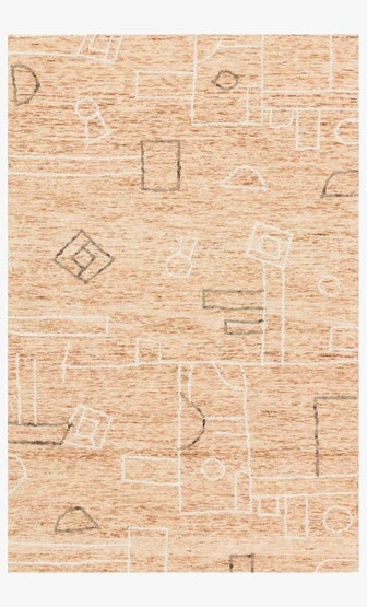 Leela Terracotta Rug by Justina Blakeney® X Loloi