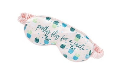Beauty Cacti Satin Sleep Mask