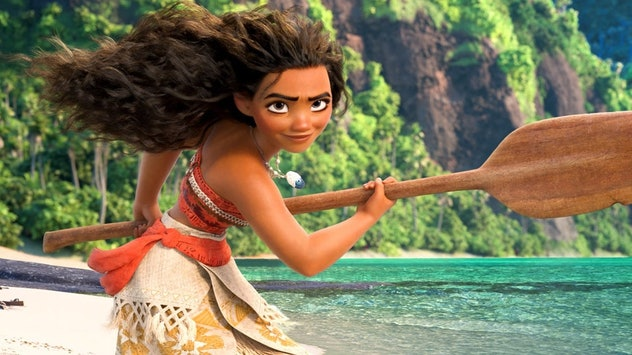 'Moana' is a great feminist movie to watch with kids.
