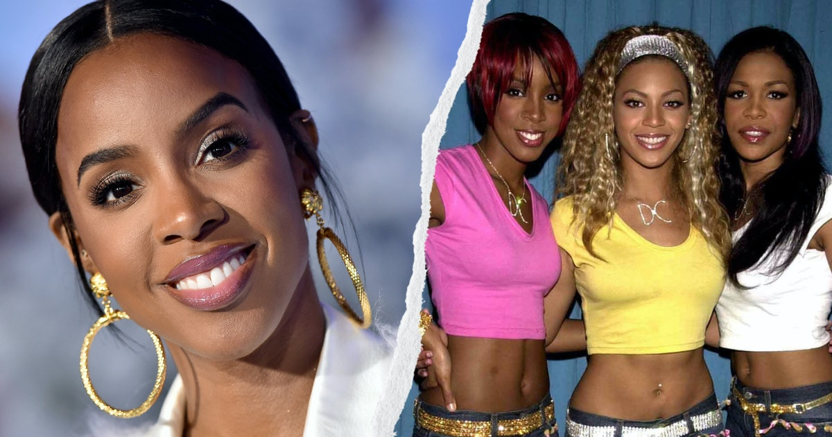 The Controversial 2000s Fashion Trend Kelly Rowland Will Never Wear Again