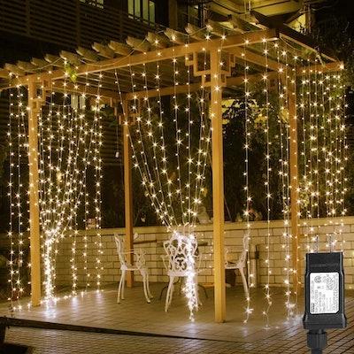 Lighting EVER 306 LED Curtain Lights