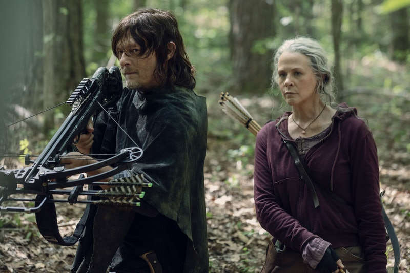Daryl and Carol will soon star in their own 'The Walking Dead' spinoff. Photo via AMC
