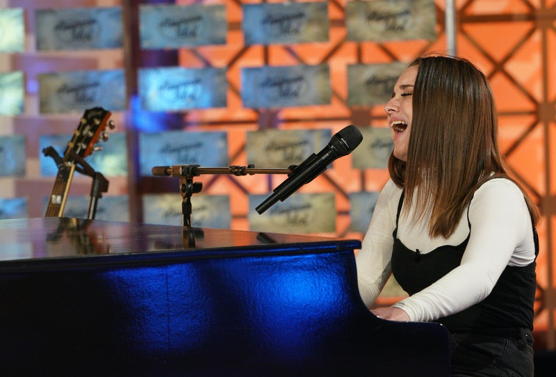 Heather Russell on 'American Idol' via ABC Press Site