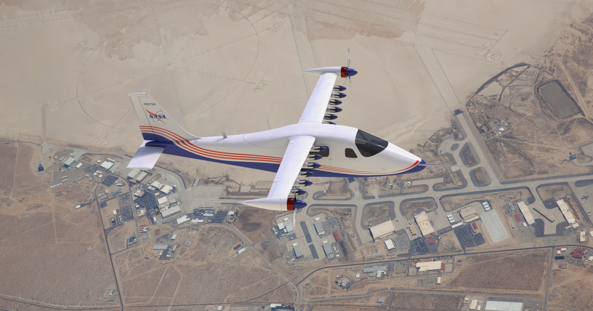 NASA's X-57 and beyond: Understand the world in 9 images
