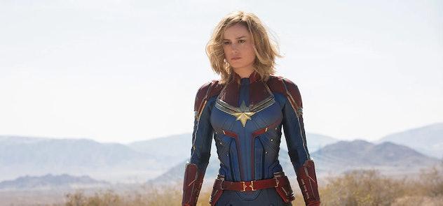 Watch 'Captain Marvel' on Disney+.