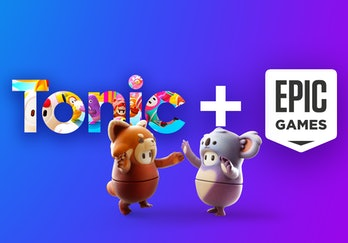 Tonic + Epic Games