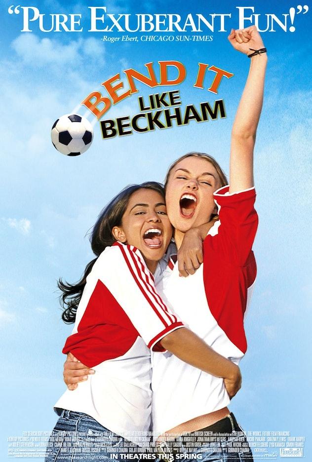 'Bend It Like Beckham' is on Disney+.