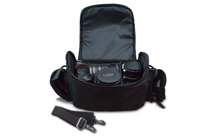 eCost Connection Soft Padded Camera Equipment Bag