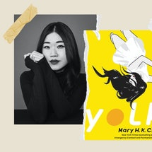 'Yolk' author Mary H.K. Choi.