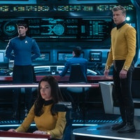 'Strange New Worlds:' Star Trek is boldly going where Marvel won't travel