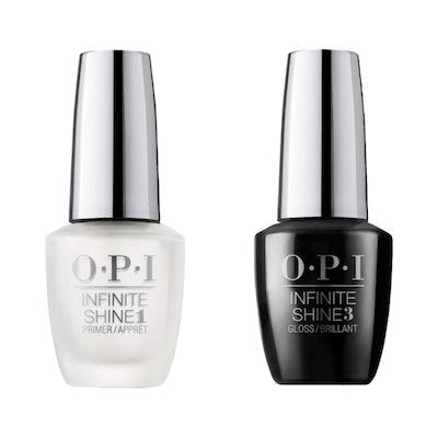 OPI Infinite Shine Nail Polish Primer & Top Coat
