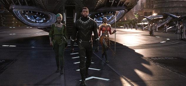 Watch 'Black Panther' on Disney+.