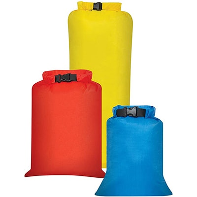 Outdoor Products Roll Top Dry Bag (3-Pack)