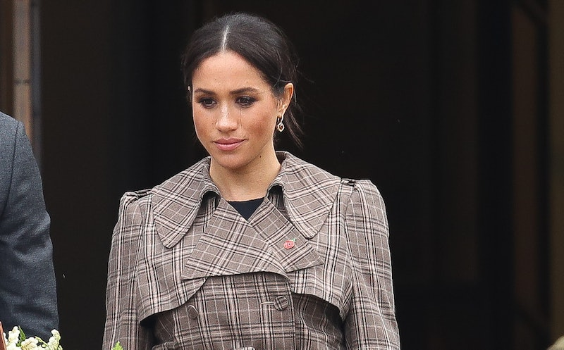 Meghan Markle Has Responded To Bullying Accusations At Kensington Palace