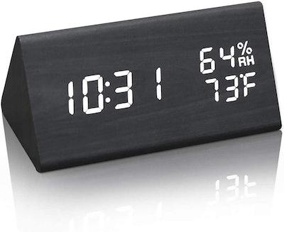JCHORNOR Digital Alarm Clock