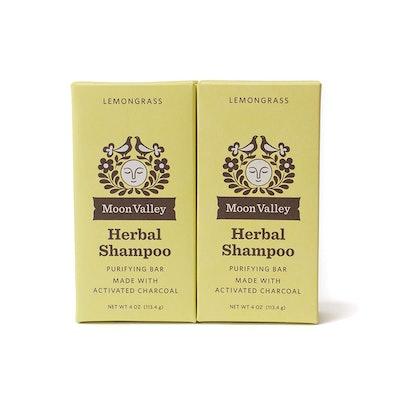 Moon Valley Herbal Shampoo Bar