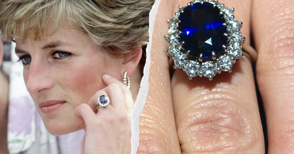 7 Princess Diana Engagement Ring Dupes That Are Super Stylish