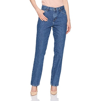 Lee Relaxed Fit All Cotton Straight Leg Jean