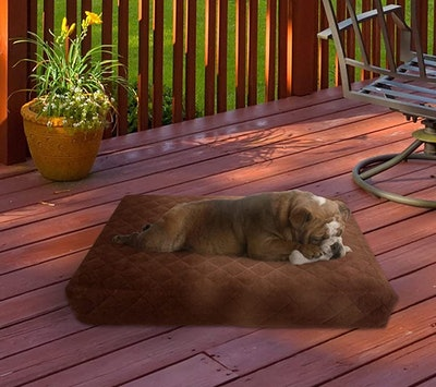 PETMAKER Waterproof Memory Foam Pet Bed