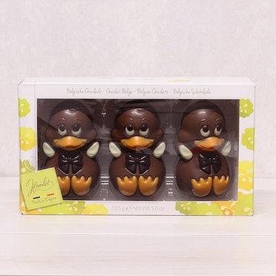 Hollow Easter Ducks Gift Pack