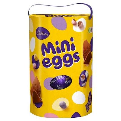 Cadbury Mini Eggs Giant Easter Egg