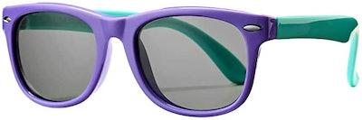 Pro Acme Flexible Kids Polarized Sunglasses