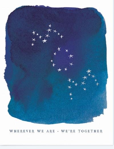 Mom Stars By E. Frances Paper