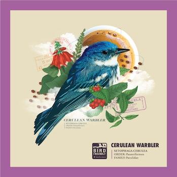 bird friendly coffee smithsonian warbler