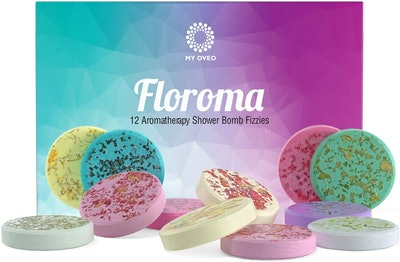 Floroma Aromatherapy Shower Steamers (12 Count)