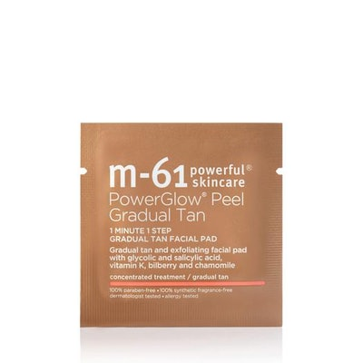 M-61 PowerGlow® Peel Gradual Tan