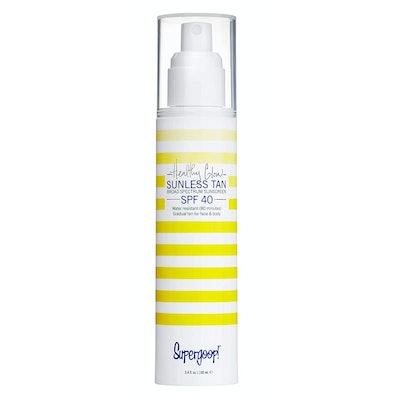 Healthy Glow Sunless Tan SPF 40
