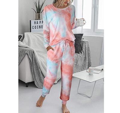 Prinbara Pajama Set (2-Pieces)