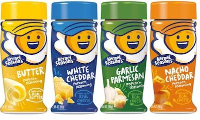 Kernel Season's Popcorn Seasonings (4 Flavors)