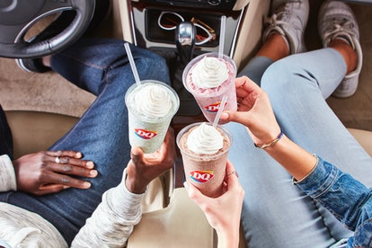 Dairy Queen's spring 2021 menu will be available starting on March 29.