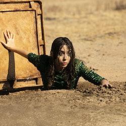 Cristin Milioti as Hazel Green on 'Made for Love' via the Warner Media press site