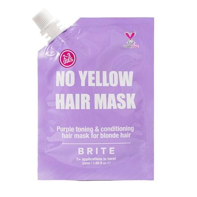 No Yellow Hair Mask