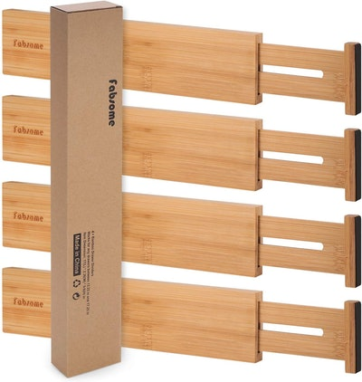 Fabsome Drawer Dividers (Pack of 4)