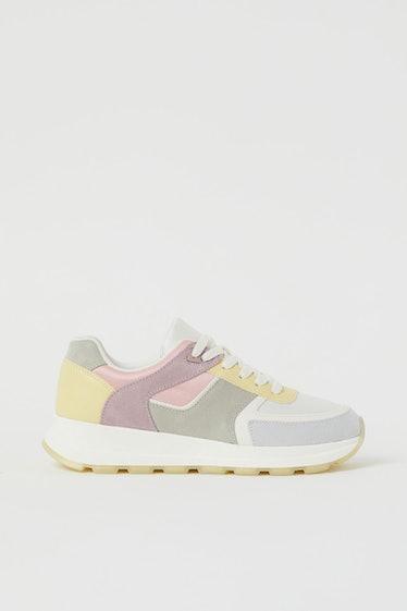 Color-Block Sneakers