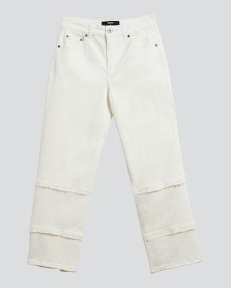 Hana Patchwork Jeans