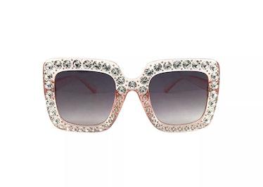 Wild Fable Women's Square Sunglasses
