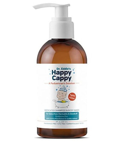 Dr. Eddie's Happy Cappy Medicated Shampoo for Children (8 Ounces)