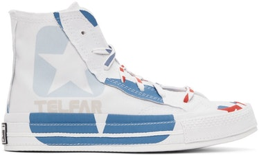 White Edition Chuck 70 High Sneakers